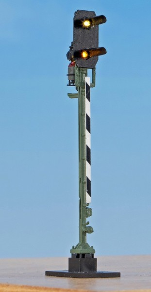 Bü-Überwachungssignal Bauart 1958
