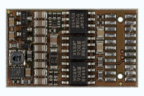 Doehler & Haass Fahrzeugsounddecoder SD22A für SX1, SX2, DCC und MM