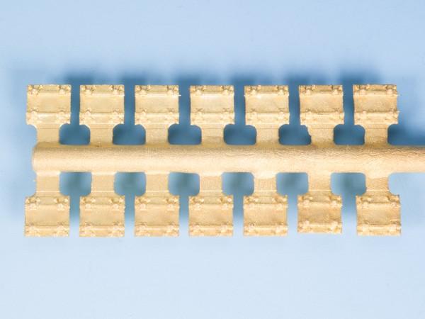 Rippenplatte RP18 mit Zapfen