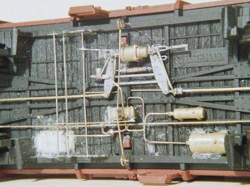Bremsanlage Bauart HiK-GP
