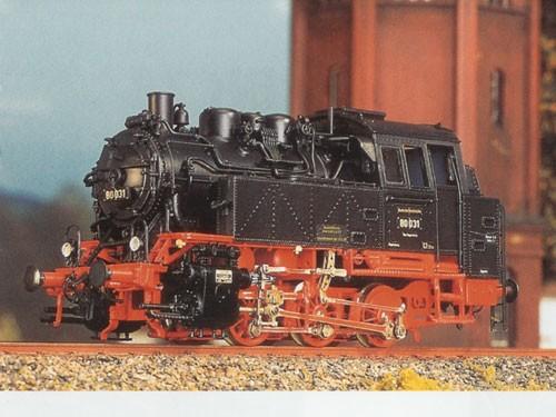 Komplettbausatz Baureihe 80 DRG/DR