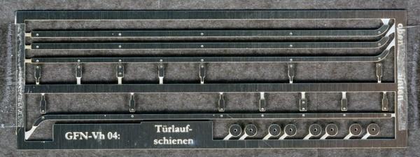 Zurüst- und Umbausatz 3 für Fleischmann Vh 04 (Vwh Altona) von Fleischmann