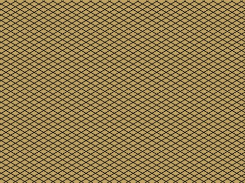 Riffelblech Raute superfein geätzt 0,1 mm, 70 x 90 mm