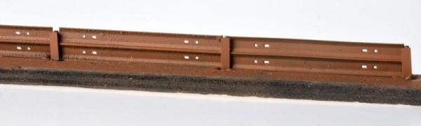 Stahlschwellen für Bahnsteigkanten - filigraner 3D-Druck