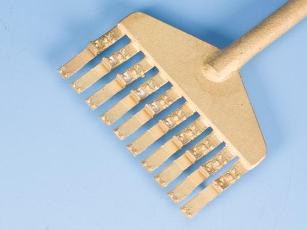 Rippenplatte Rgp 22 (Glp18) mit Zapfen