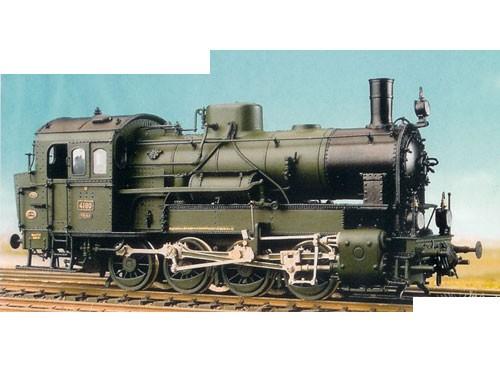 Baureihe 92.20 (bay. R 4/4) - 1-domig, Bay. Ausf., RP25-Räder