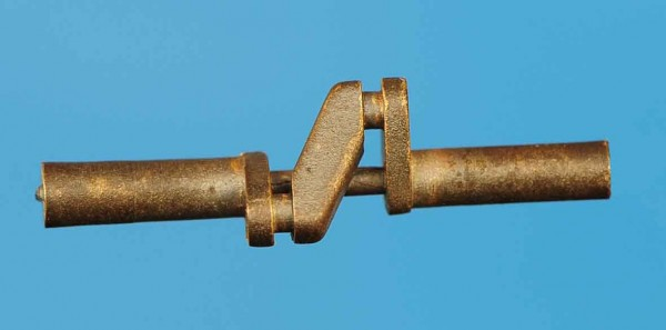 Kropfachse für 4-Zylinderantrieb
