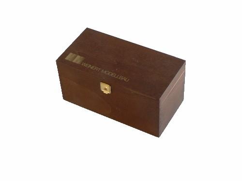 Modell-Aufbewahrungskasten Größe 00 (160 x 85 x 90 mm)