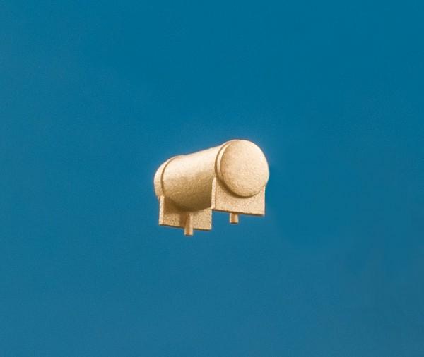 Luftkessel 8,0 mm lang - Spur TT