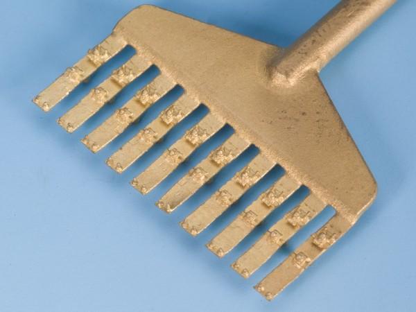 Rippenplatte Glp19 mit Zapfen