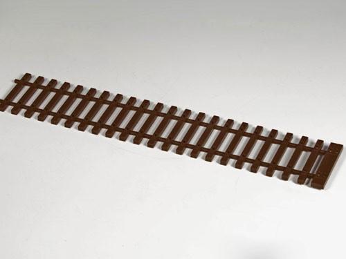 Kombiset Holz- und Stahlschwellengleis