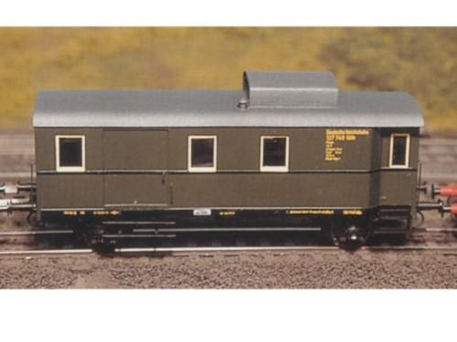 Pwgs 41 mit Dachkanzel - DB und DRG- Komplettbausatz
