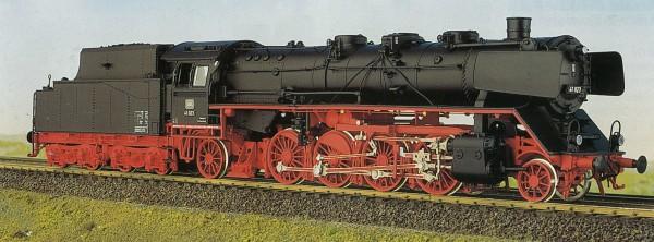 Baureihe 41 Altbaukessel, DB, Witte Bleche, Tender 2'2'T32 Niet (Bauart '34)