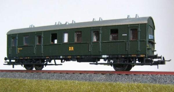 Beschriftungssatz Einheits-Personenwagen, Deutsche Reichsbahn (DDR), Epoche III