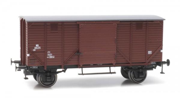 NS CHD 5m-Fahrwerk 8625, braun, Epoche III
