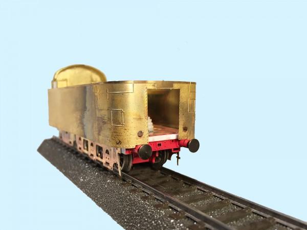 Bausatz für Tender 2'3T37 für Lok 05 001 und 05 002 (DB-Ausführung) für Fahrwerk Liliput 2'3T38-Tend