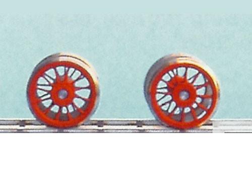 RP 25 Tender-Radsatz, 12 Speichen, ø 11,5 mm ohne Haftreifen