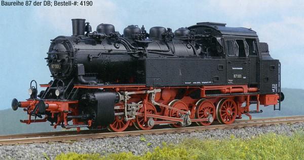 Komplettbausatz Baureihe 87 DB