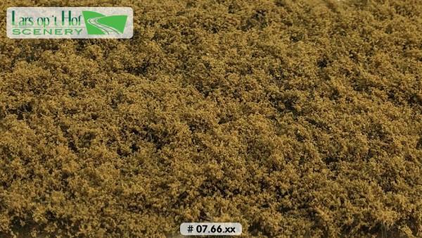Büsche moosgrün niedrig 15 x 21 cm