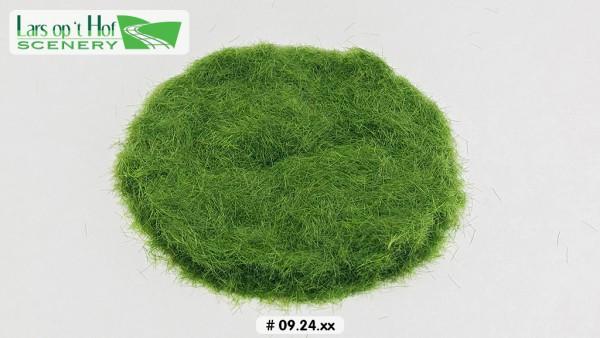 Grasfasern (Gras-Flock) Spätfrühling -lang