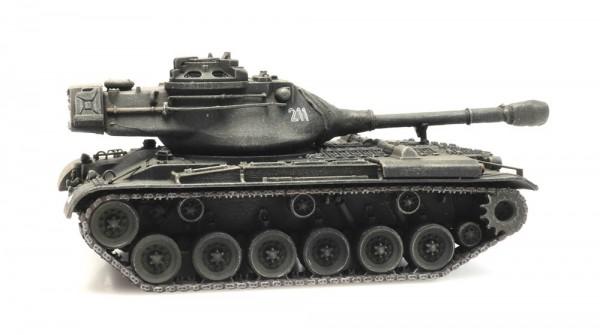 Panzer M47 Bundeswehr Eisenbahntransport