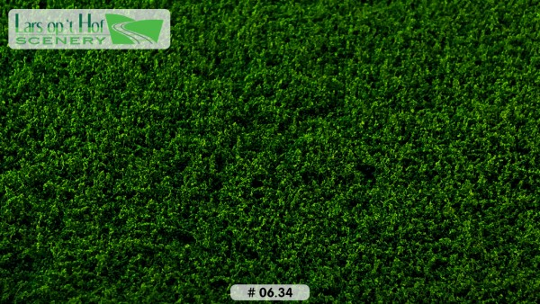 Unkraut dunkelgrün niedrig 15 x 21 cm