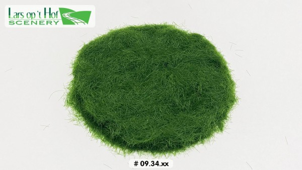 Grasfasern (Gras-Flock) Frühsommer - lang