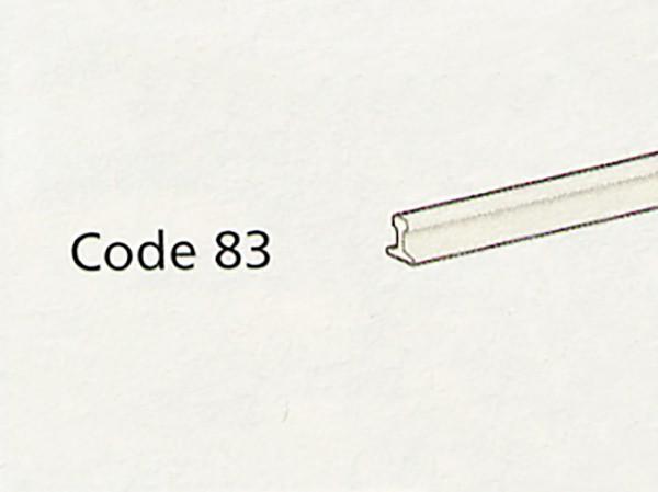 Code 83-Schienenprofile 914 mm lang