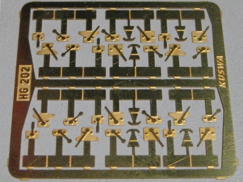 Bremsumstellhebel, 6 Gruppenpaare, verschiedene Ausführungen